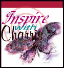 Inspire with Charris button