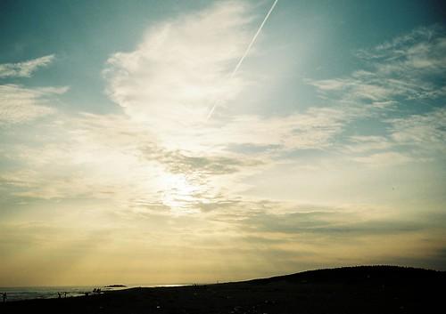 good-bye,sun