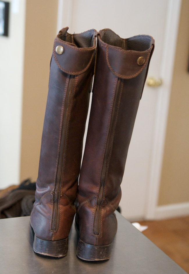 SHOP - Where Did U Get That: SOLD!! Steve Madden riding boots - US ...