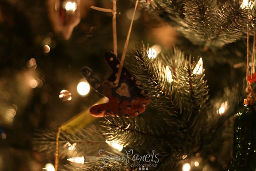 Ornament bokeh