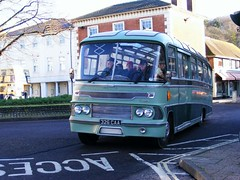 326 CAA (mr-bg) Tags: winchester oldbuses runningday fokab kingalfredmotorservices 010110 kingalefredbuses