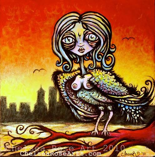 Harpy in Babylon