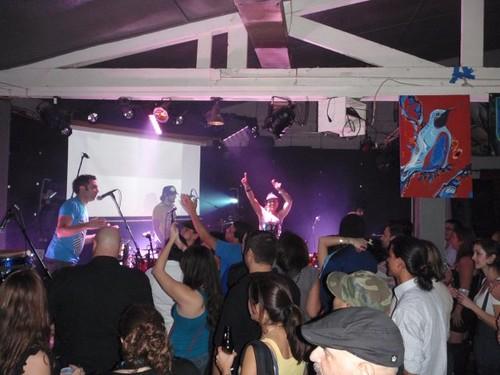 Palenke Live Set Transit Lounge