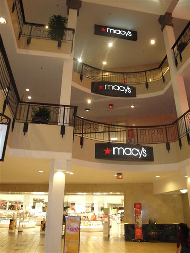 Macy's; former Hecht's (Ballston Common Mall)