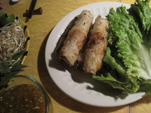 Vietnamese Spring Rolls - Cha Gio / Nem Ran