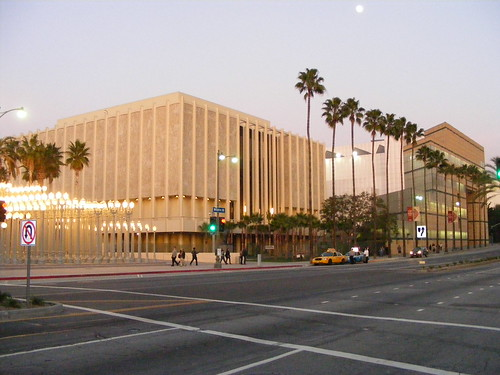 LA County Museum of Art, Wilshire Boulevard