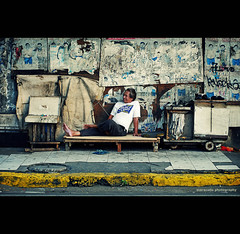 The Homeless Feeling (maraculio) Tags: streetlife artphotography maraculio thehomelessfeeling