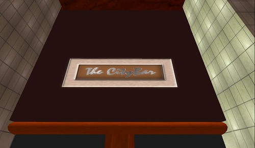 The City Bar in Second LIfe