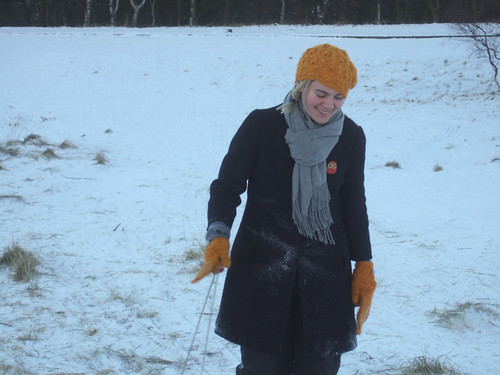 YIP 7 - Jan 7th - sledging made me so happy + bruised
