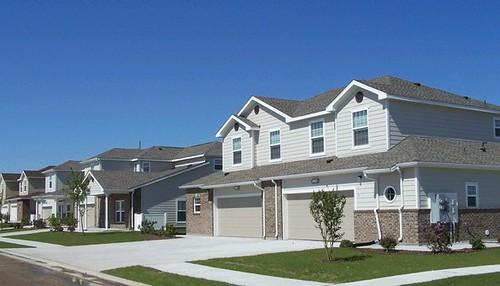 Keesler AFB housing (via Shwinco)