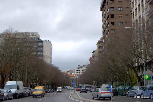 Avenida de las Navas de Tolosa, Pamplona