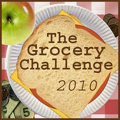 The Grocery Challenge!