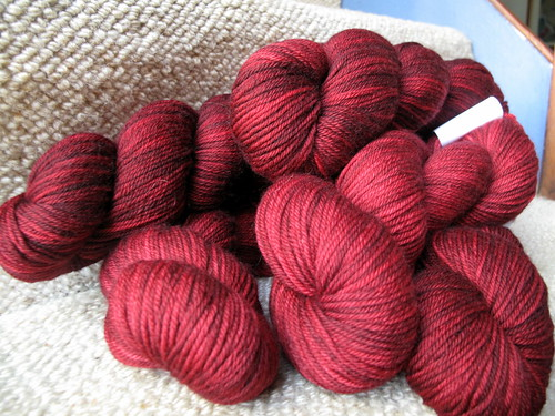 Madtosh Worsted Tart
