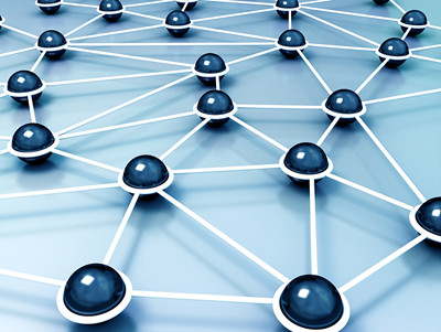 A network of marketing tools, showing how they are all connected