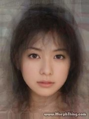 Morphed 16 Faces