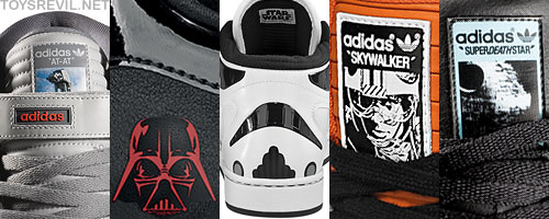 wholesale dealer ab9a9 22240 adidas Originals x Star Wars SS10 launches January 15th in ...