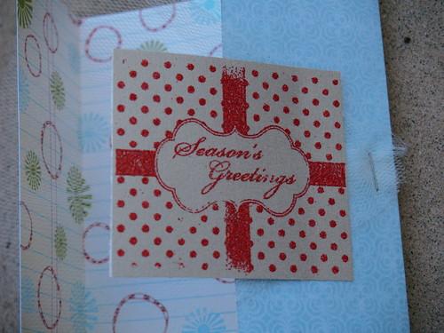 Christmas Card Step 3