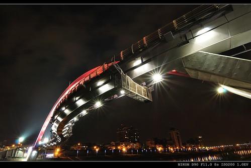 松山 彩虹橋