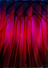 Lights and shadows (Cleide@.) Tags: red abstract art colors photoshop photo shapes netart gradients hypothetical artisticphotos shadowslights artdigital awardtree 100commentgroup graphicmaster miasexcellence daarklands flickrvault trolledproud crazygeniuses exoticimage tmbaexcellence art2010