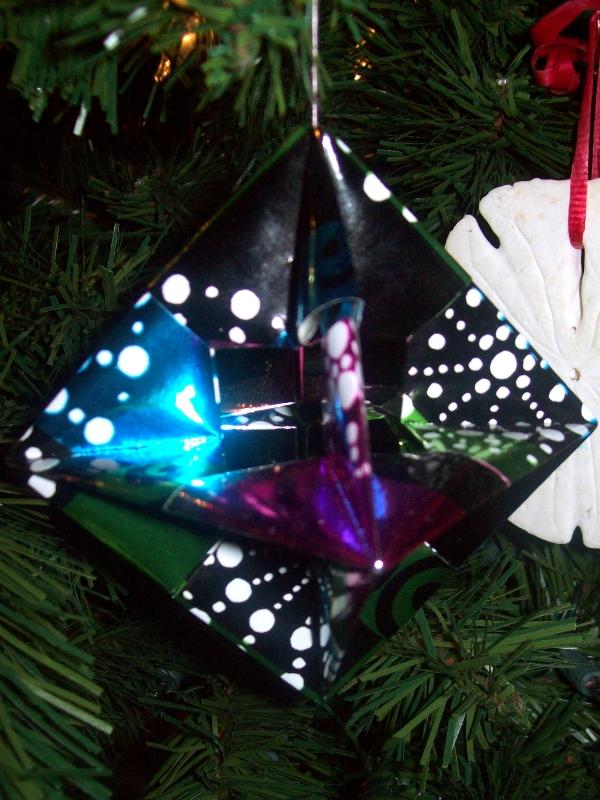 Gyroscope Ornament