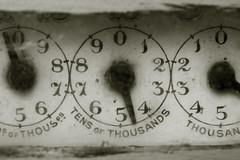 gauges (Leo Reynolds) Tags: bw photoshop canon eos iso400 duotone meter 60mm gauge f40 40d hpexif 0017sec leol30random threadtwtme threadtwtme2mon groupsepiabw xleol30x xxx2010xxx