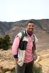 Said. Our wonderful tour guide (AdamAxon) Tags: atlasmountains morocco guide