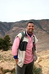 Said. Our wonderful tour guide (AdamAxon) Tags: atlasmountains morocco guide