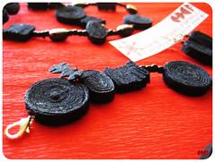 feltrinlove maryp (mcf_dynamicamente ^_^) Tags: handmade feltro colori artcraft gioielli perline riccia eatsy mariacarmenfanelli