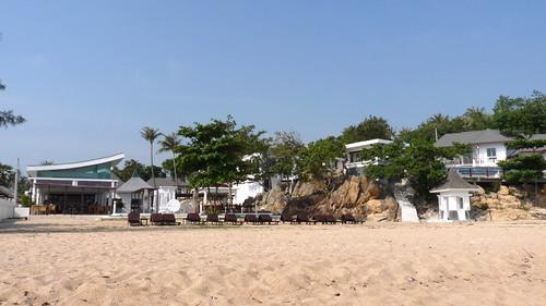 Koh Samui Chaweng beach North end コサムイ チャウエンビーチ 北端5