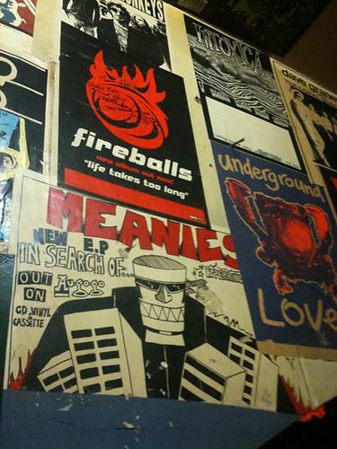 meanies fireballs underground lovers