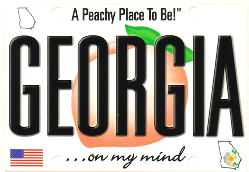 Flickriver photoset georgia postcards by paflip25