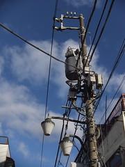 Tokyo 2009 - 中野 - 散步隨手拍(1)