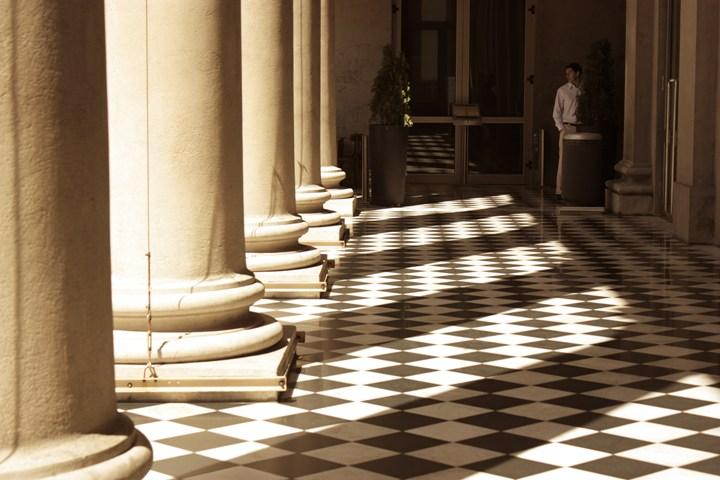 Columnas del Teatro Solís