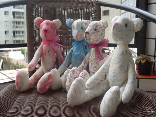 Quatro ursos
