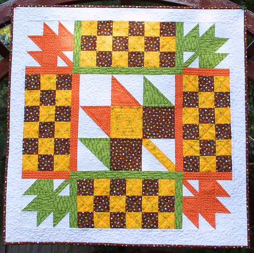 Fall Inspired Quilt