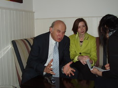 Vince Brunch 045 (Caledonian Lib Dems) Tags: shadow for with dr vince cable bridget business fox brunch local mp joined representatives vincebrunch