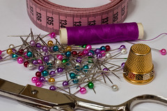 Costura (ugbarros) Tags: sewing needles agujas costura