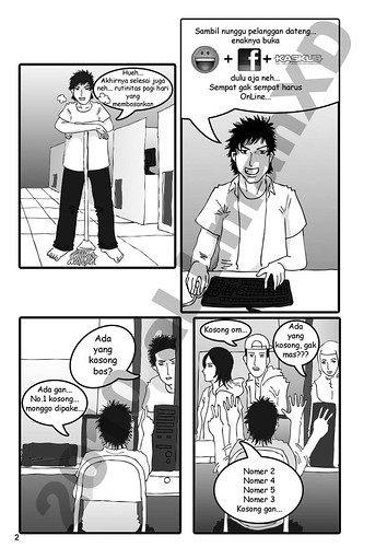 4297515762 90e1c319d9 Suka Duka Operator Warnet Comic Version