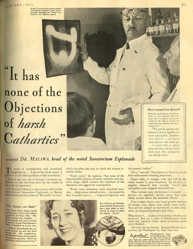 Fleischmann's Yeast_1932_tatteredandlost