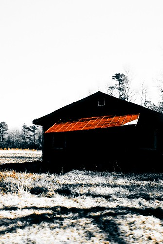A farmer's home