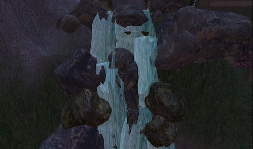waterfalls in second life
