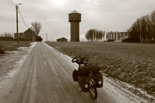 Belgian backroads...