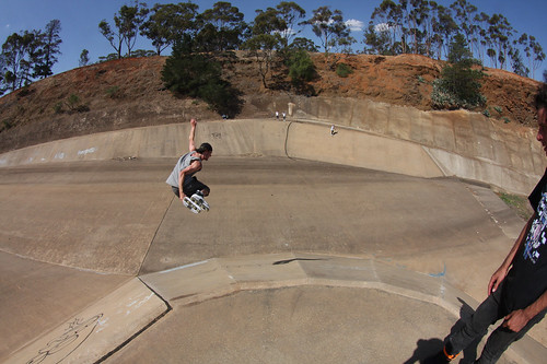 Chris Pullar - Stale grab