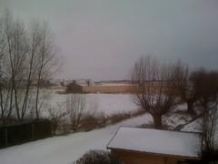 Winterlandschaft in Olfen