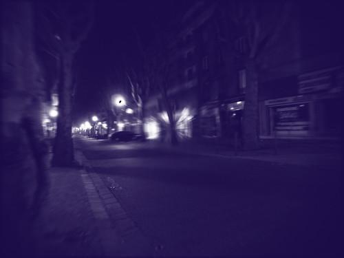Nuit bleu