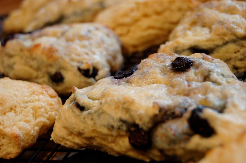 BlueberryScones