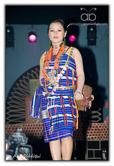 Pangsau Pass Winter Festival 2010 : Traditional Fashion show (Arif Siddiqui) Tags: life travel costumes girls portrait people woman india green heritage history tourism nature colors beauty fashion festival portraits river landscape dance glamour colorful asia paradise locals folk traditional wwii scenic festivals culture lifestyle places tribal east hills dresses tr