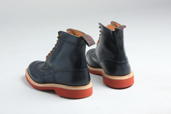 Trickers Brogue boot 04
