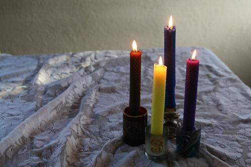 Candlemas Candles