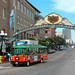 Trolley Gas Lamp